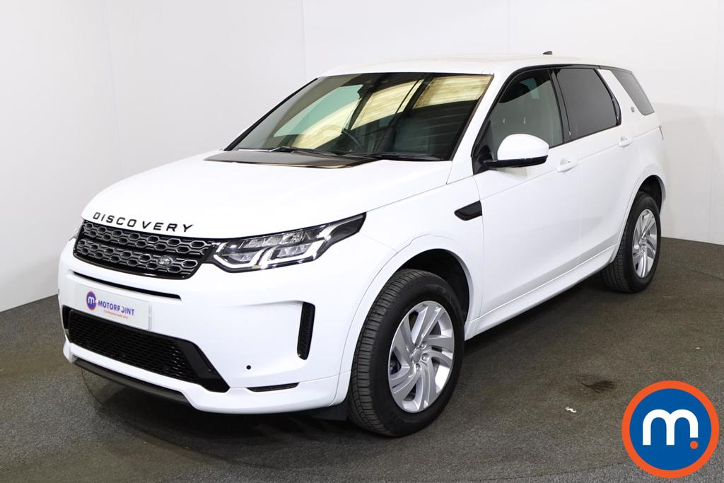 Land Rover Discovery Sport 2.0 P250 R-Dynamic S 5dr Auto - Stock Number 1223183 Passenger side front corner