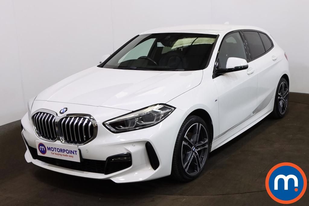BMW 1 Series 118i M Sport 5dr - Stock Number 1223564 Passenger side front corner