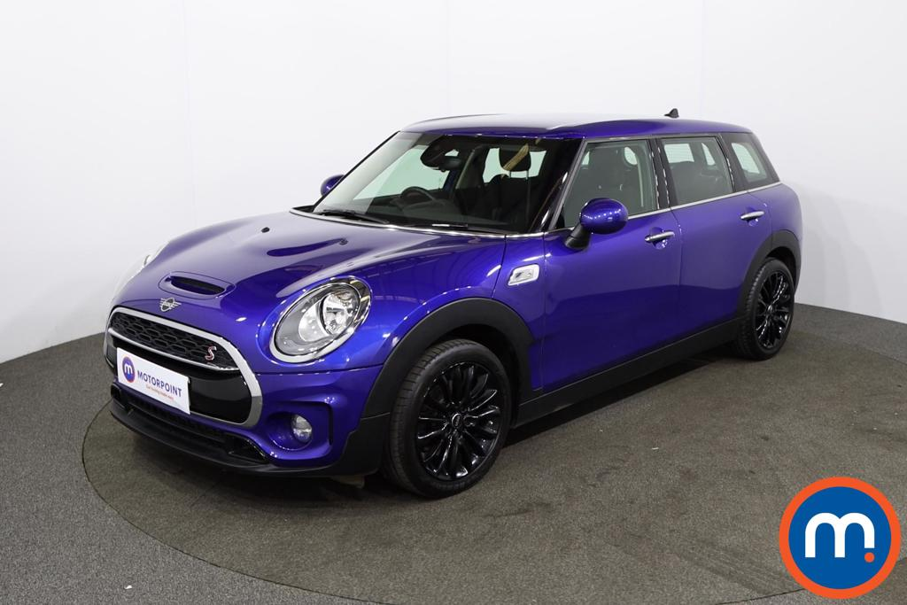 Mini Clubman 2.0 Cooper S Classic 6dr Auto - Stock Number 1224922 Passenger side front corner