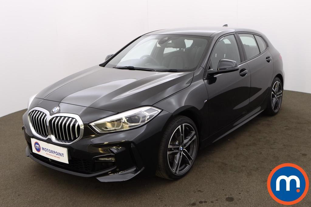BMW 1 Series 118i M Sport 5dr - Stock Number 1226273 Passenger side front corner