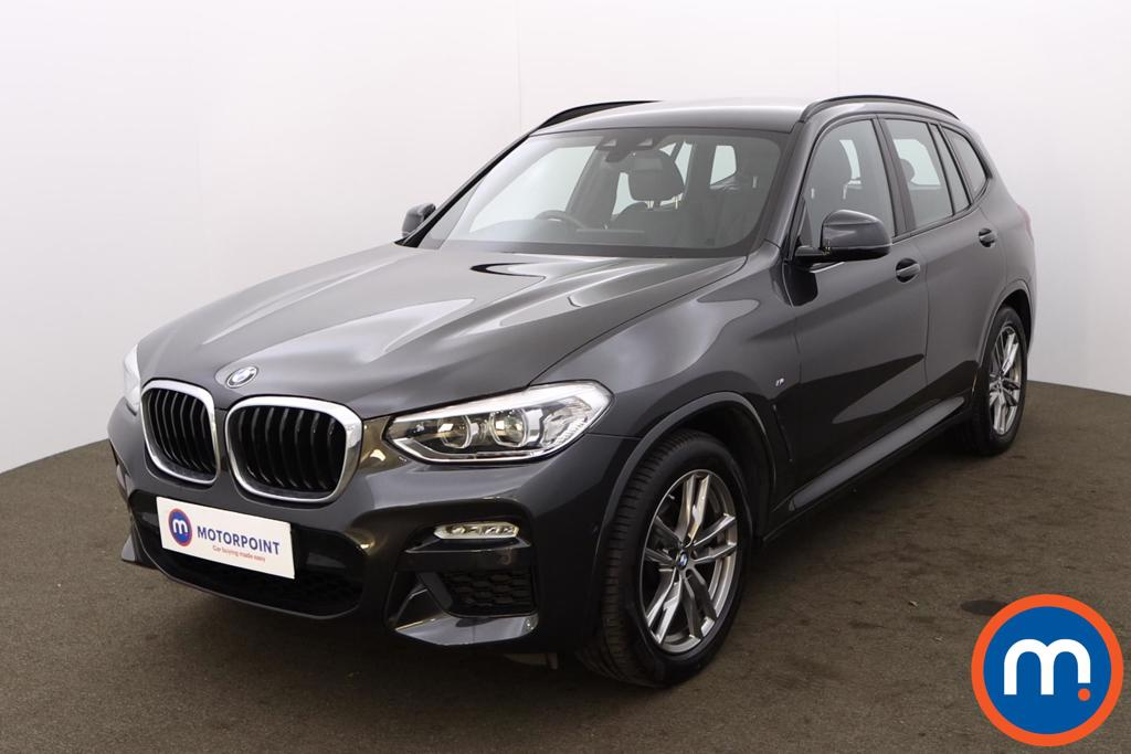 BMW X3 xDrive20d M Sport 5dr Step Auto - Stock Number 1226277 Passenger side front corner