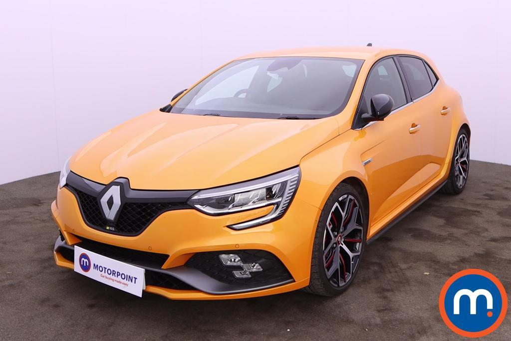Renault Megane R.S. 1.8 300 Trophy 5dr Auto - Stock Number 1226278 Passenger side front corner