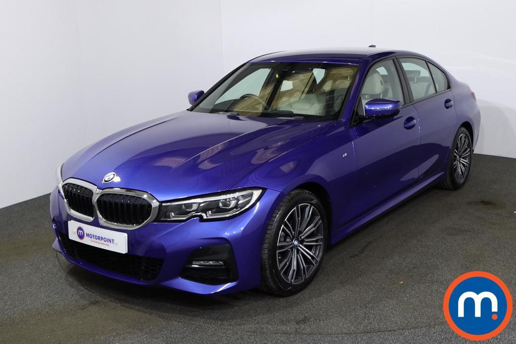 BMW 3 Series 320i xDrive M Sport 4dr Step Auto - Stock Number 1226354 Passenger side front corner
