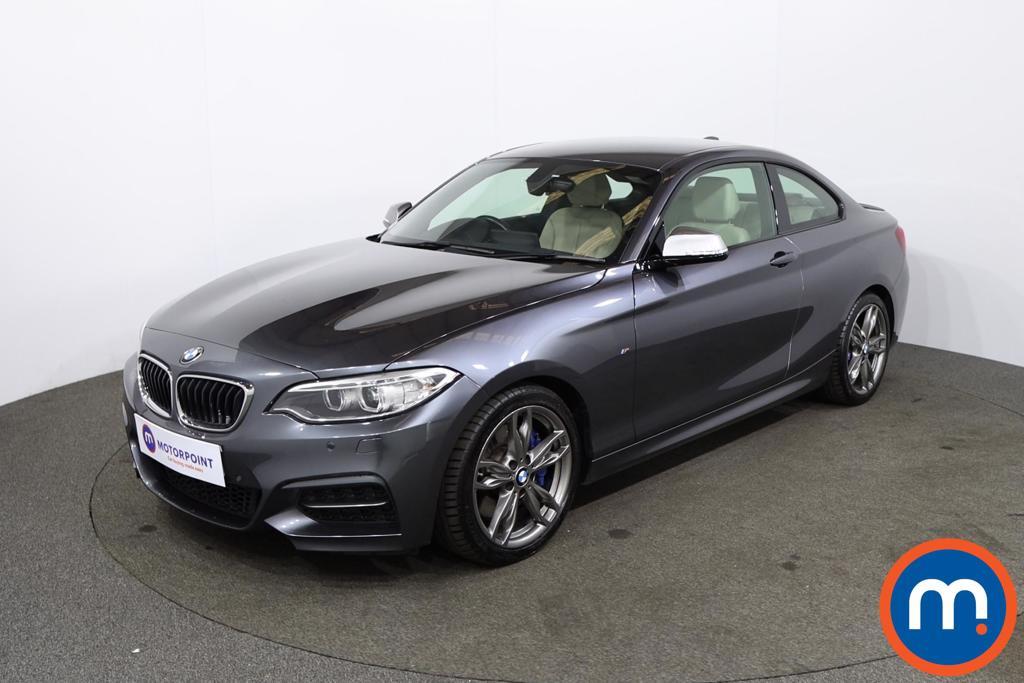 BMW 2 Series M240i 2dr [Nav] Step Auto - Stock Number 1226365 Passenger side front corner