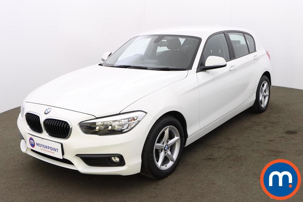 BMW 1 Series 118i [1.5] SE 5dr [Nav-Servotronic] - Stock Number 1226507 Passenger side front corner