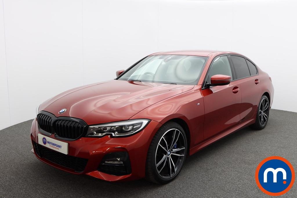 BMW 3 Series 320d xDrive M Sport 4dr Step Auto - Stock Number 1226782 Passenger side front corner