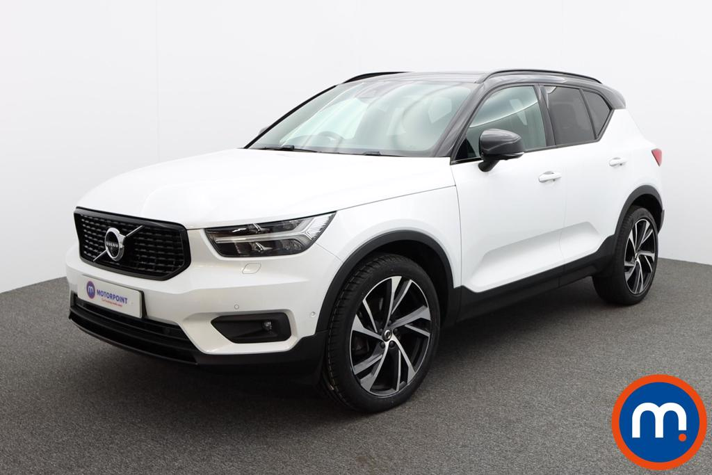 Volvo Xc40 2.0 D4 [190] First Edition 5dr AWD Geartronic - Stock Number 1227235 Passenger side front corner