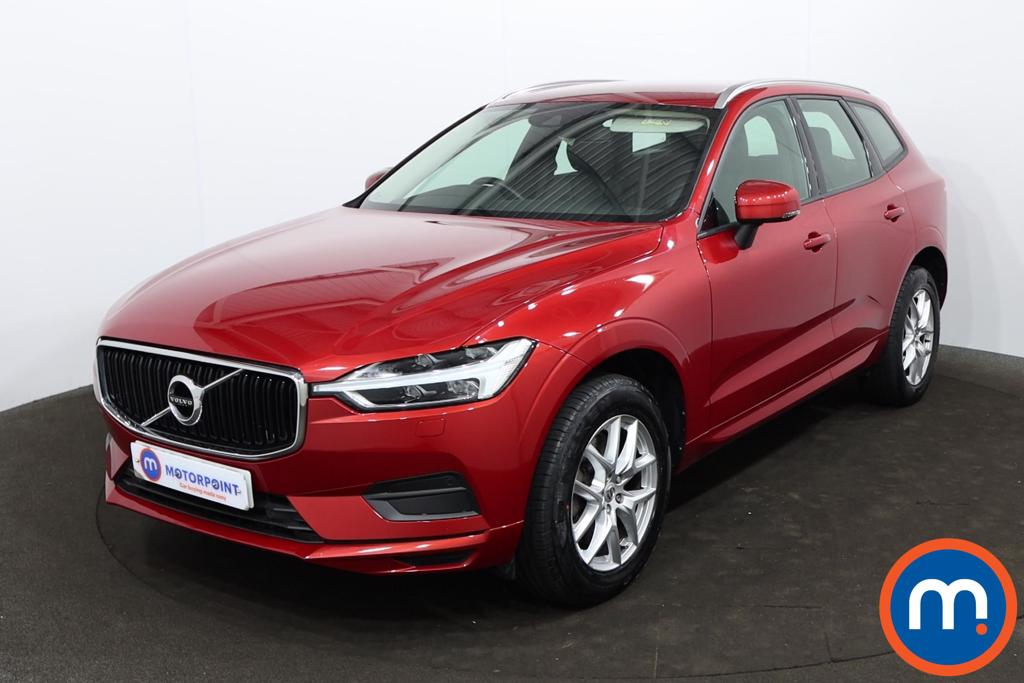 Volvo Xc60 2.0 D4 Momentum 5dr AWD Geartronic - Stock Number 1222946 Passenger side front corner