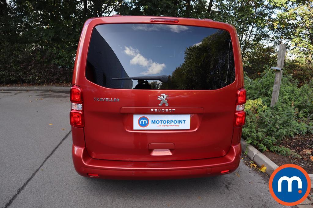 Peugeot Traveller 1.5 BlueHDi 120 Active Standard [8 Seat] 5dr - Stock Number 1222980 Passenger side front corner