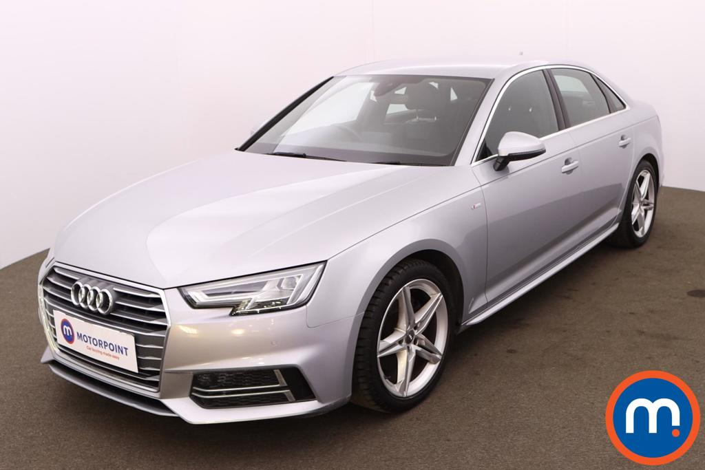 Audi A4 1.4T FSI S Line 4dr S Tronic [Leather-Alc] - Stock Number 1224421 Passenger side front corner