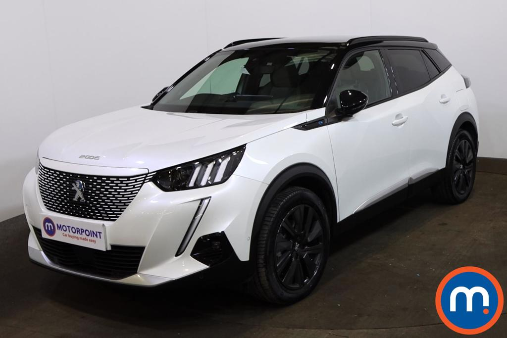 Peugeot 2008 100kW GT 50kWh 5dr Auto - Stock Number 1224469 Passenger side front corner