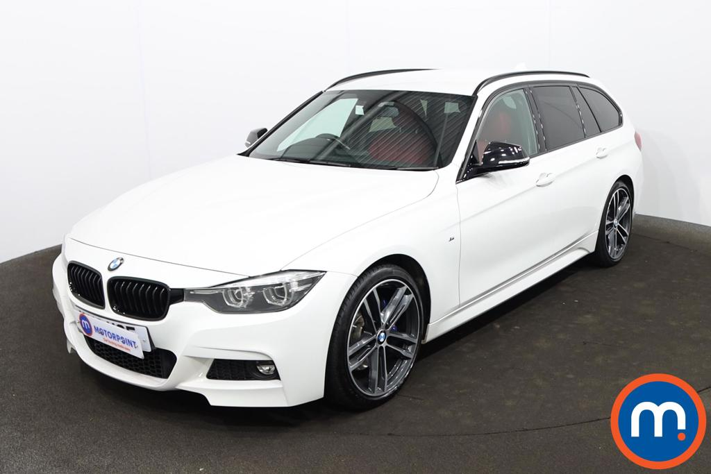BMW 3 Series 320i M Sport Shadow Edition 5dr Step Auto - Stock Number 1224504 Passenger side front corner