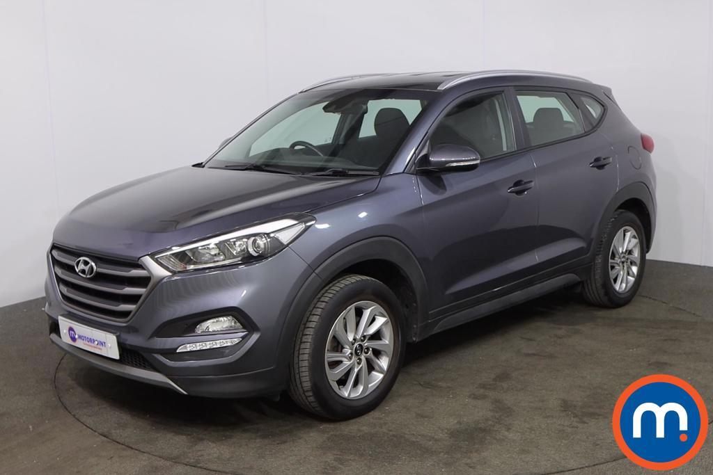 Hyundai Tucson 1.7 CRDi Blue Drive SE Nav 5dr 2WD - Stock Number 1224913 Passenger side front corner