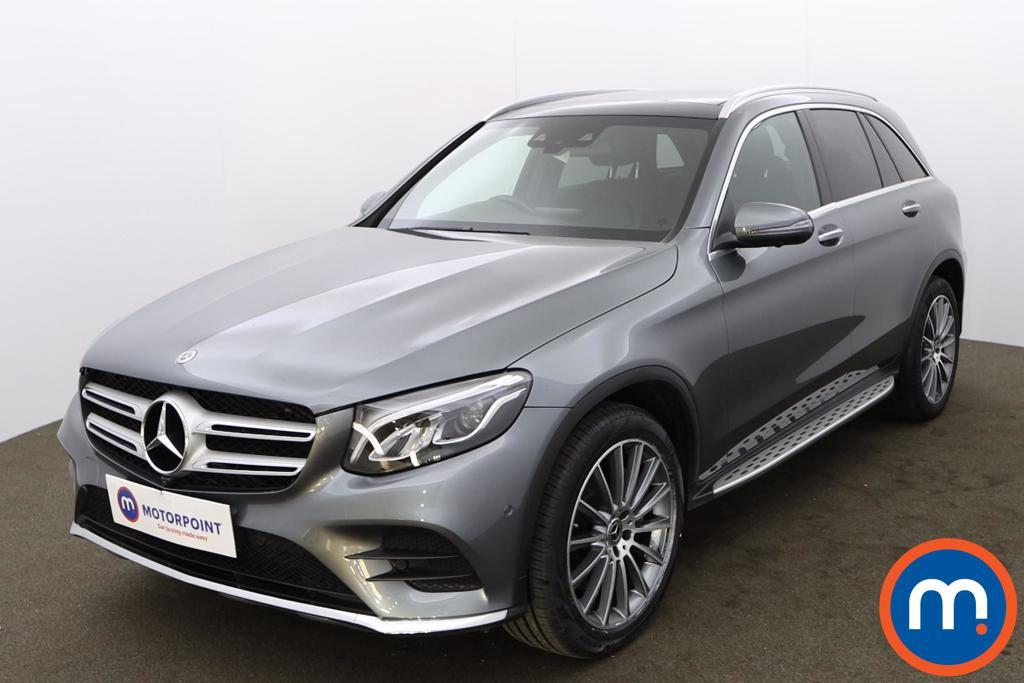 Mercedes-Benz GLC GLC 250 4Matic AMG Line Premium 5dr 9G-Tronic - Stock Number 1226522 Passenger side front corner