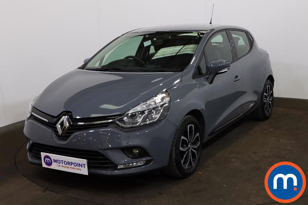 Renault Clio 0.9 TCE 90 Play 5dr - Stock Number 1226635 Passenger side front corner