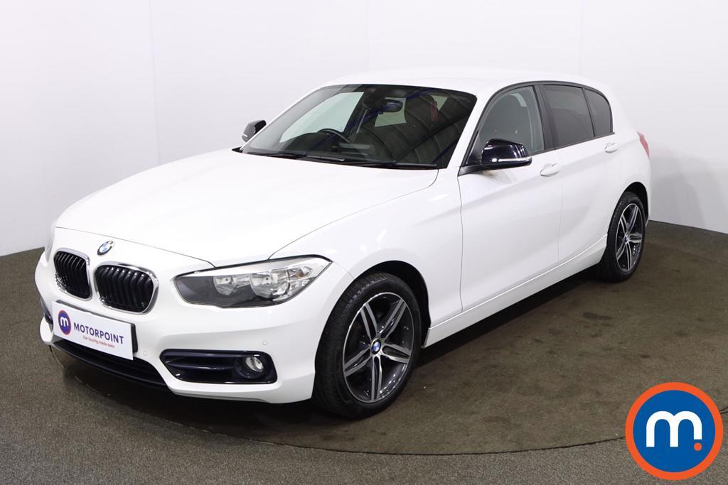 BMW 1 Series 118d Sport 5dr [Nav-Servotronic] - Stock Number 1226913 Passenger side front corner