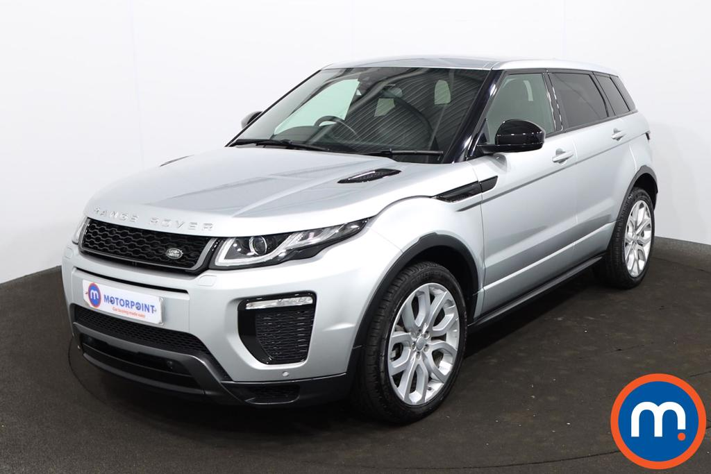 Land Rover Range Rover Evoque 2.0 SD4 HSE Dynamic 5dr Auto - Stock Number 1226997 Passenger side front corner