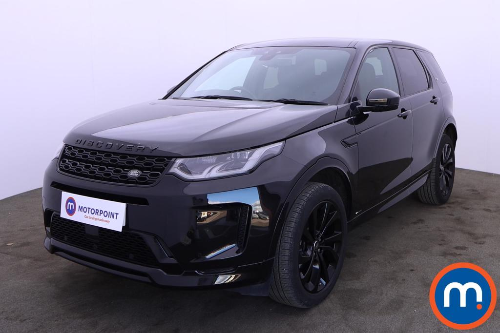 Land Rover Discovery Sport 2.0 D180 R-Dynamic HSE 5dr Auto - Stock Number 1227337 Passenger side front corner