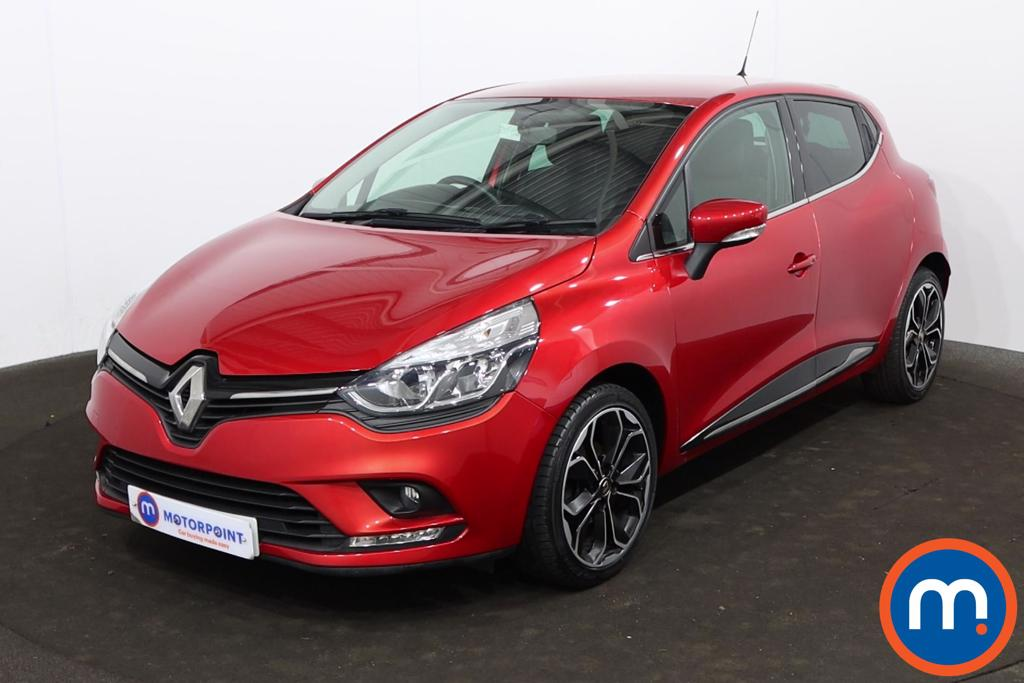Renault Clio 0.9 TCE 90 Iconic 5dr - Stock Number 1227888 Passenger side front corner