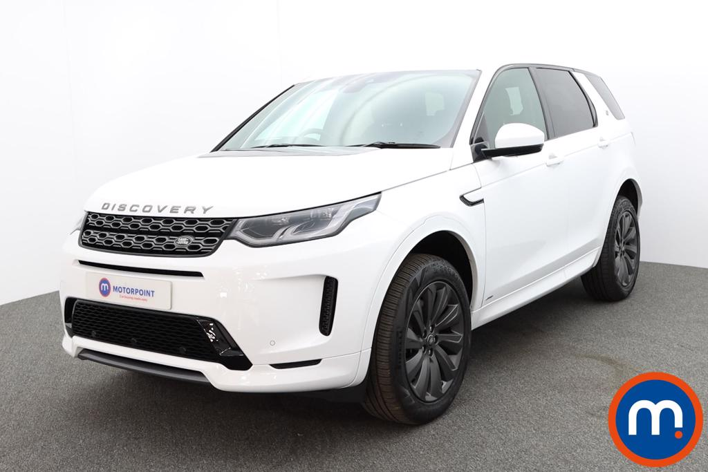 Land Rover Discovery Sport 2.0 D180 R-Dynamic SE 5dr Auto - Stock Number 1228939 Passenger side front corner