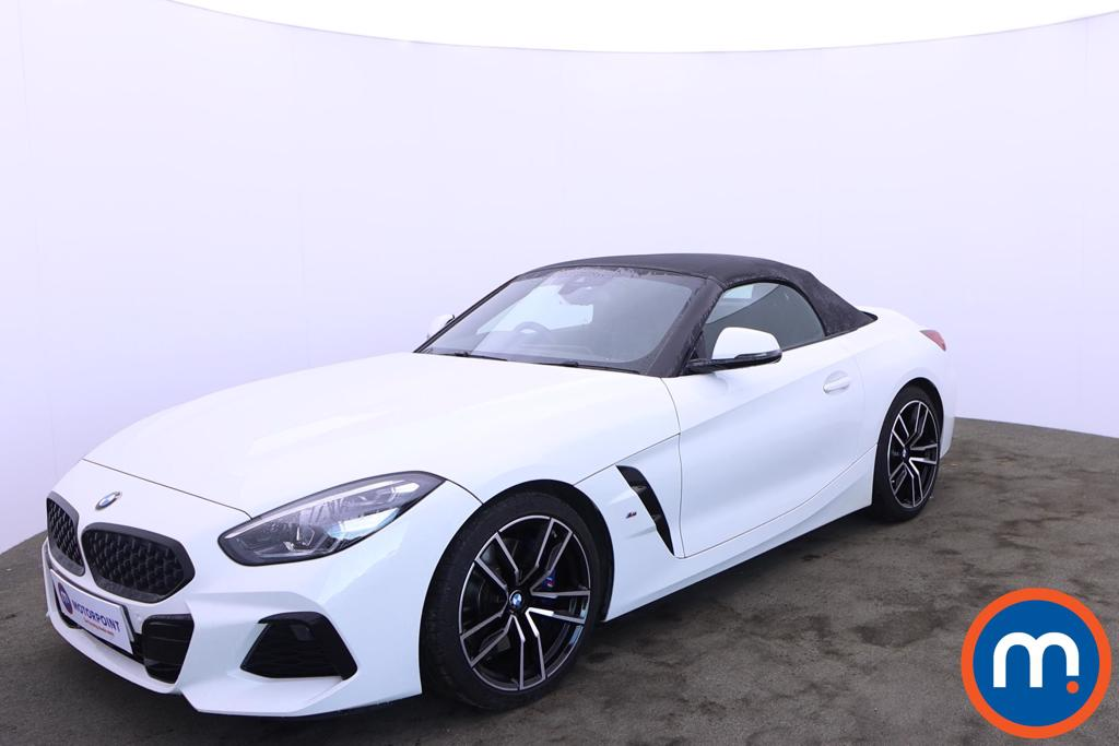 BMW Z4 sDrive 20i M Sport 2dr Auto [Plus Pack] - Stock Number 1229089 Passenger side front corner