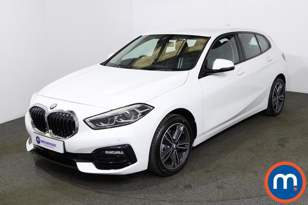 BMW 1 Series 118i Sport 5dr - Stock Number 1219885 Passenger side front corner