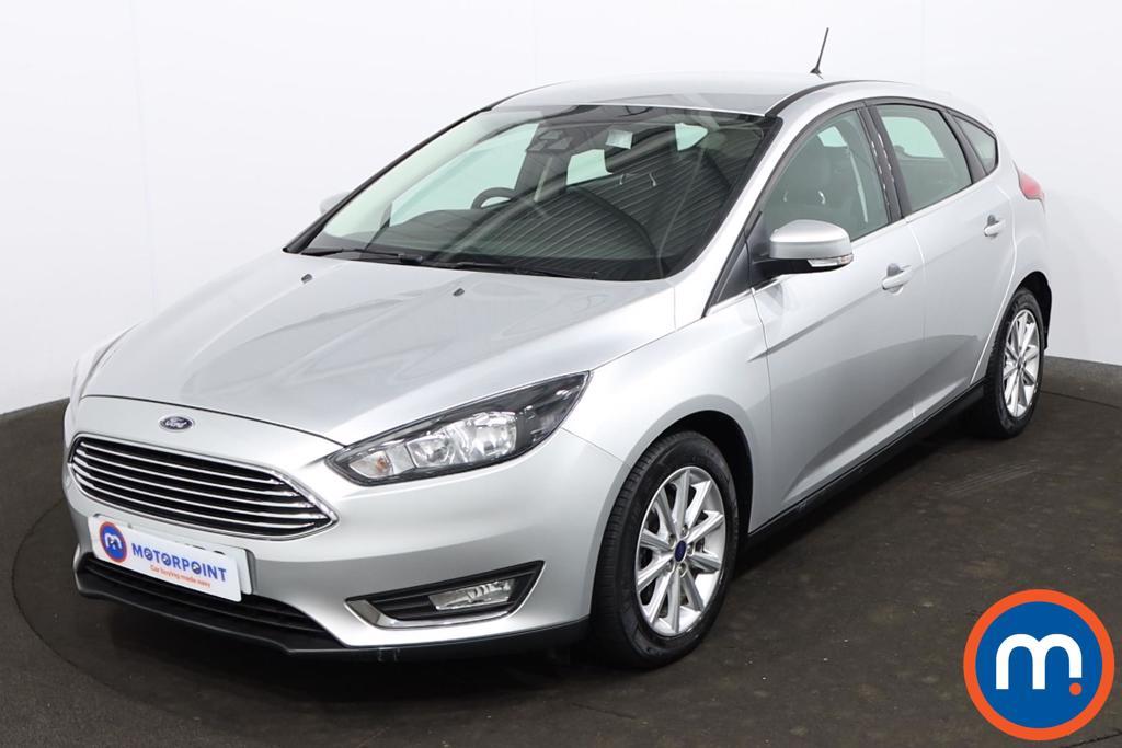 Ford Focus 1.0 EcoBoost 125 Titanium Navigation 5dr Auto - Stock Number 1225301 Passenger side front corner