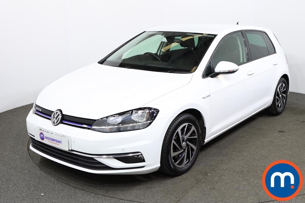Volkswagen Golf 1.5 TSI EVO Match 5dr - Stock Number 1225557 Passenger side front corner