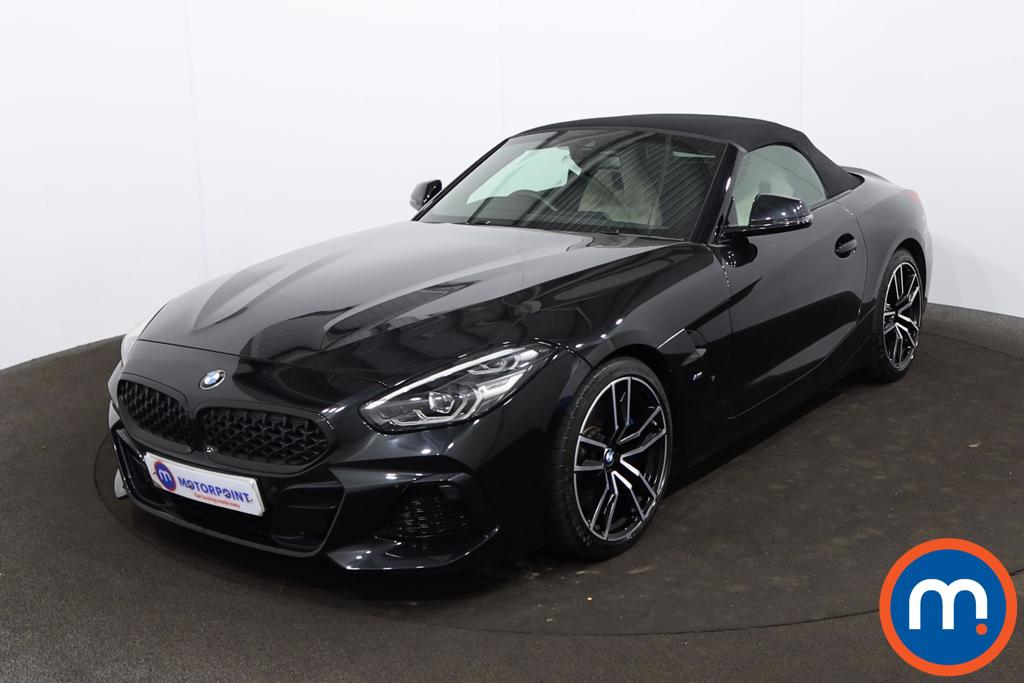 BMW Z4 sDrive 20i M Sport 2dr Auto [Plus Pack] - Stock Number 1226814 Passenger side front corner