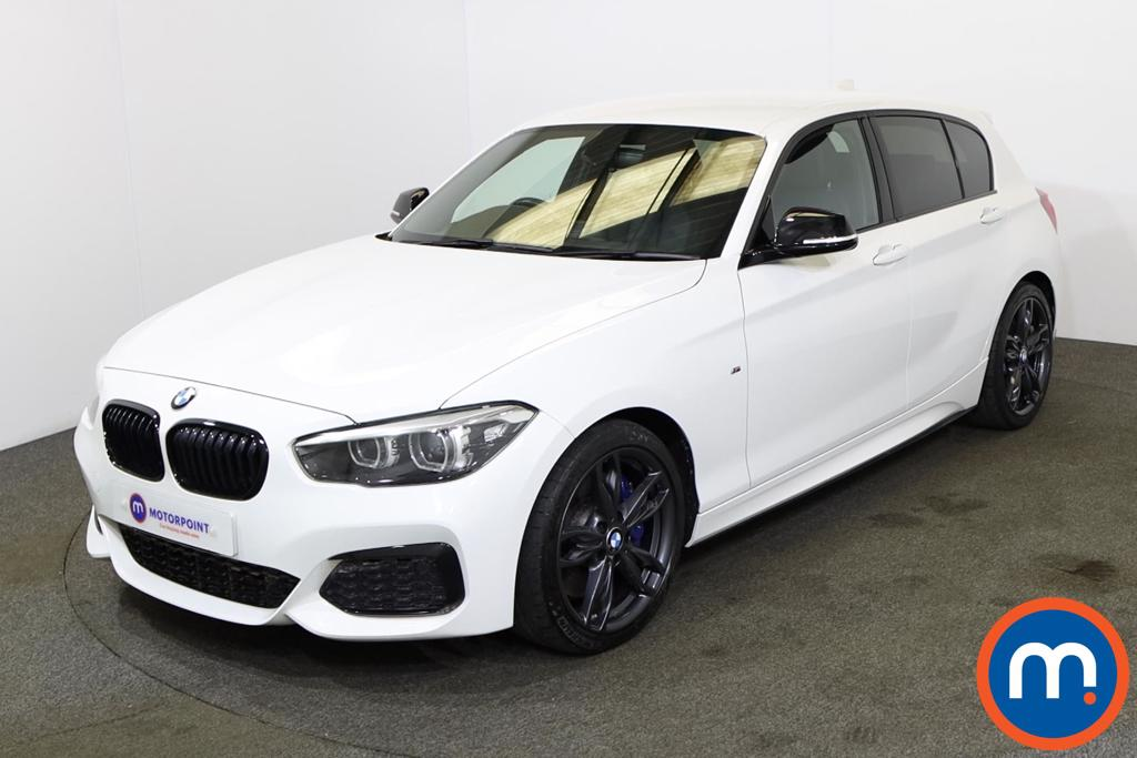 BMW 1 Series M140i Shadow Edition 5dr Step Auto - Stock Number 1226951 Passenger side front corner