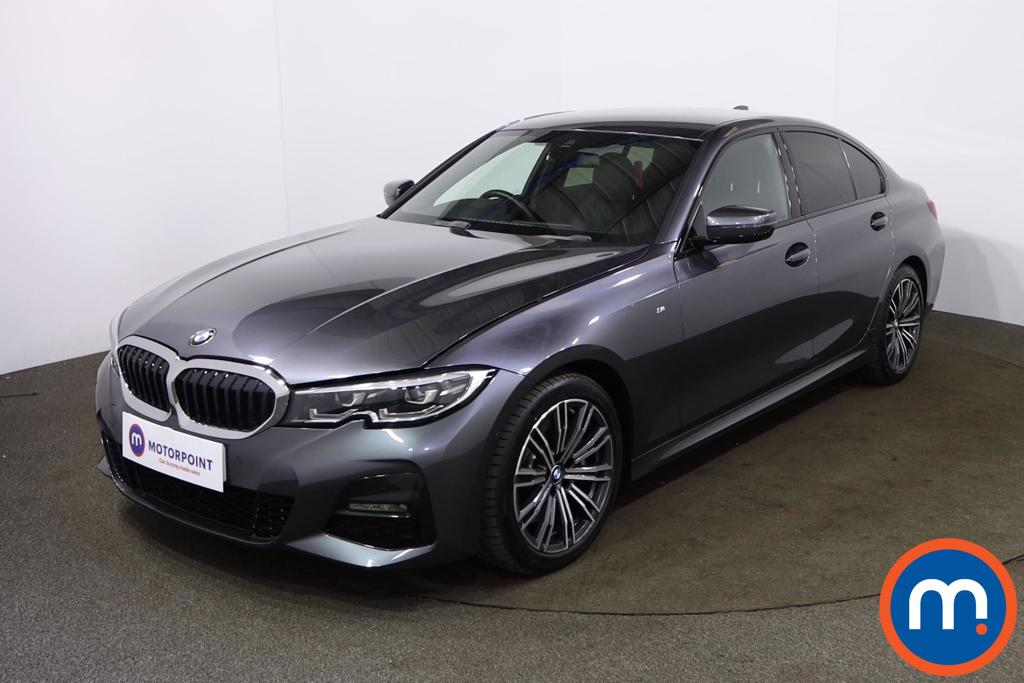 BMW 3 Series 330d xDrive M Sport 4dr Step Auto - Stock Number 1229056 Passenger side front corner