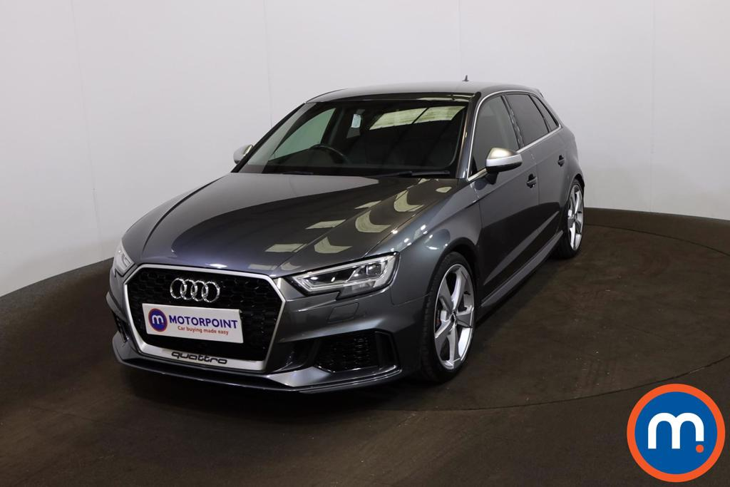 Audi RS3 2.5 TFSI RS 3 Quattro 5dr S Tronic - Stock Number 1219519 Passenger side front corner