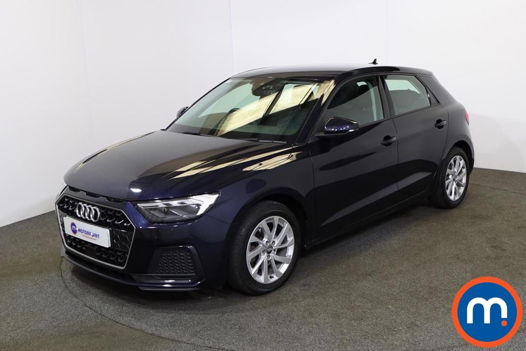 Audi A1 30 TFSI Sport 5dr - Stock Number 1227086 Passenger side front corner