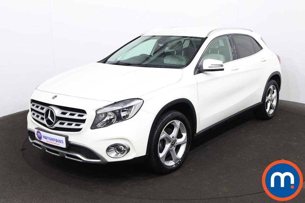 Mercedes-Benz GLA GLA 200d Sport 5dr - Stock Number 1224639 Passenger side front corner