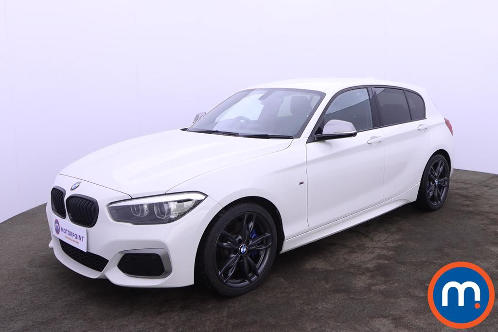 BMW 1 Series M140i Shadow Edition 5dr Step Auto - Stock Number 1226947 Passenger side front corner