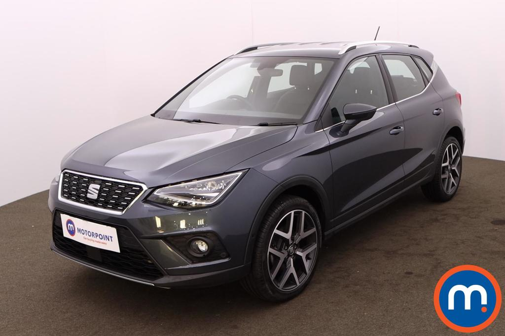 Seat Arona 1.6 TDI 115 Xcellence Lux 5dr - Stock Number 1227387 Passenger side front corner