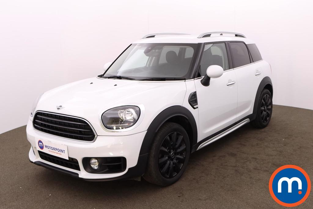 Mini Countryman 1.5 Cooper Classic 5dr - Stock Number 1227559 Passenger side front corner
