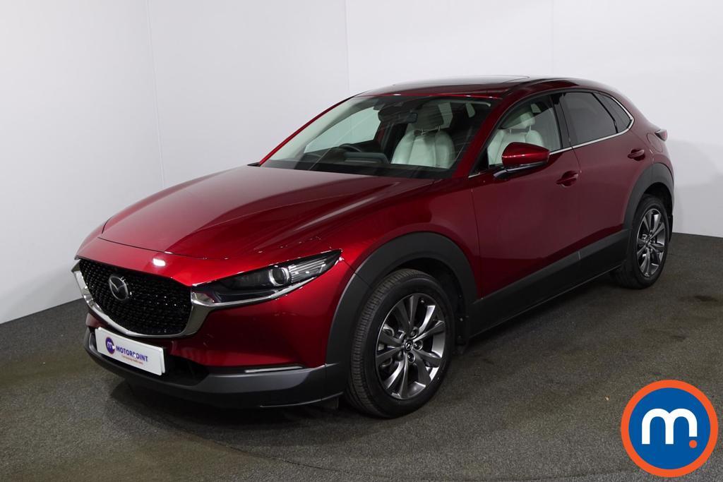 Mazda Cx-30 2.0 Skyactiv-X MHEV GT Sport Tech 5dr Auto - Stock Number 1227568 Passenger side front corner
