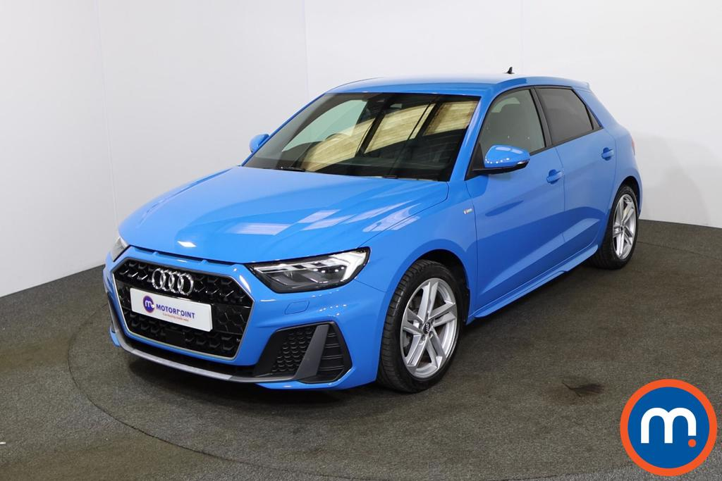 Audi A1 30 TFSI S Line 5dr S Tronic [Tech Pack] - Stock Number 1227621 Passenger side front corner