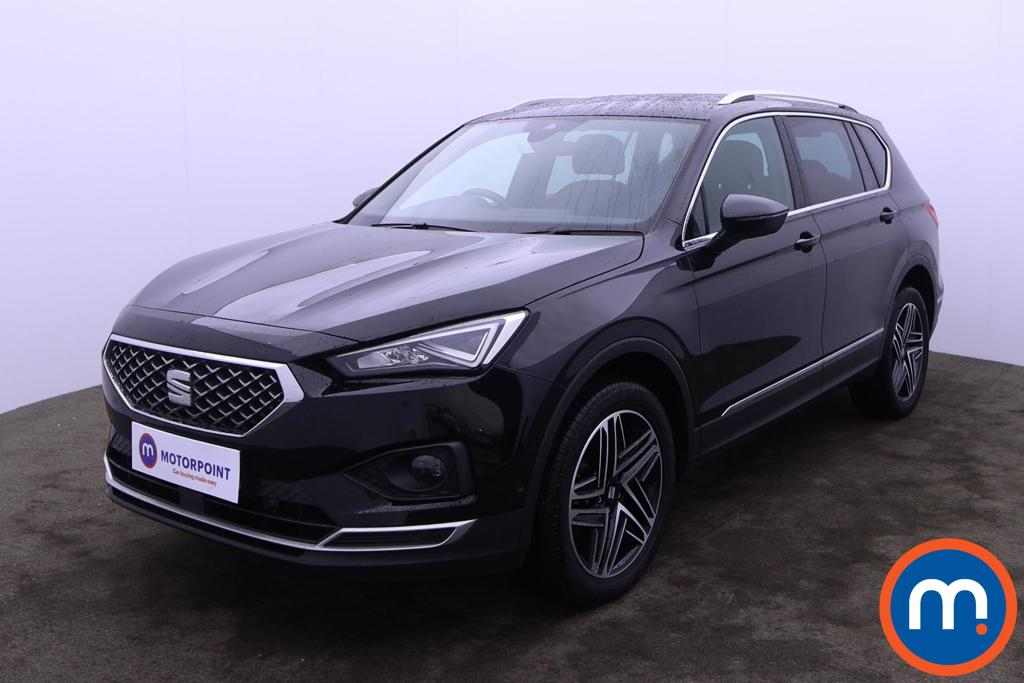 Seat Tarraco 2.0 TDI Xcellence 5dr - Stock Number 1230102 Passenger side front corner