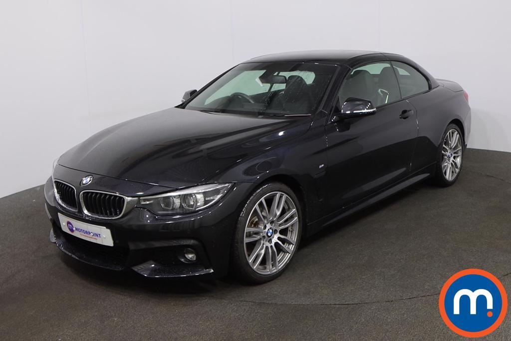 BMW 4 Series 430i M Sport 2dr Auto [Professional Media] - Stock Number 1218925 Passenger side front corner