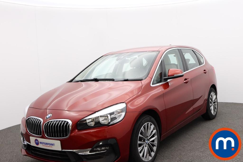 BMW 2 Series 220d xDrive Luxury 5dr [Nav] Step Auto - Stock Number 1220776 Passenger side front corner