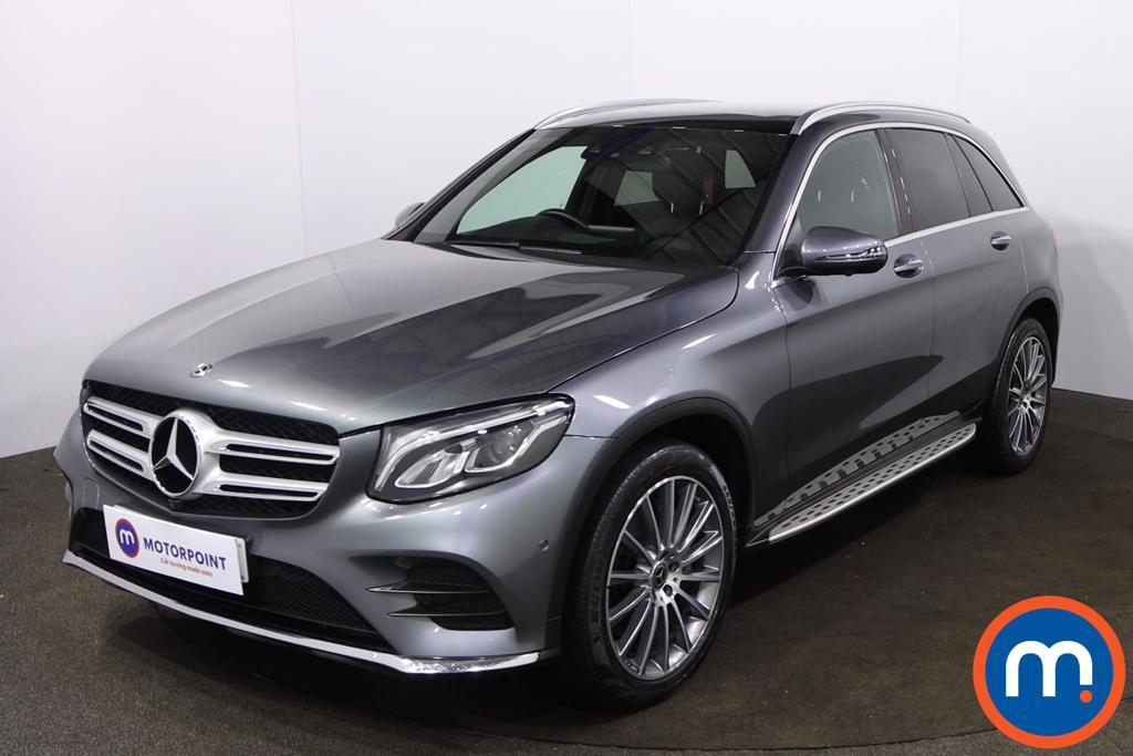 Mercedes-Benz GLC GLC 250 4Matic AMG Line Premium 5dr 9G-Tronic - Stock Number 1221778 Passenger side front corner