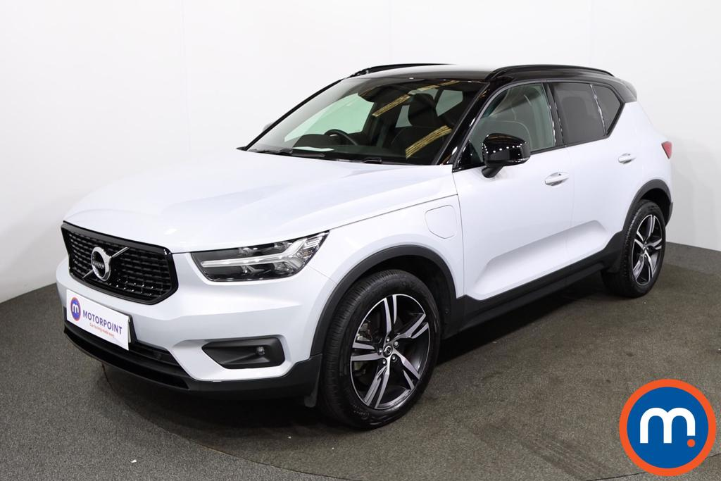 Volvo Xc40 1.5 T4 Recharge PHEV R DESIGN 5dr Auto - Stock Number 1222639 Passenger side front corner
