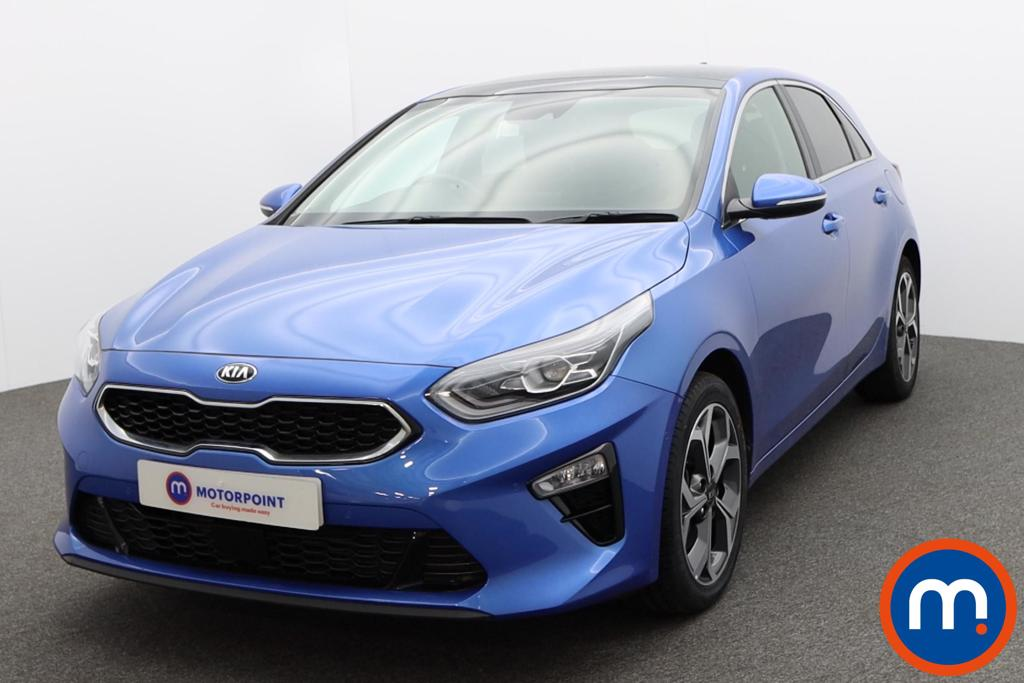 KIA Ceed 1.4T GDi ISG First Edition 5dr - Stock Number 1222893 Passenger side front corner