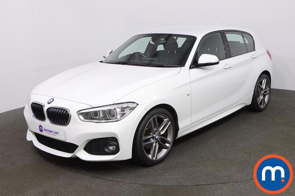 BMW 1 Series 118d M Sport 5dr [Nav-Servotronic] - Stock Number 1223491 Passenger side front corner