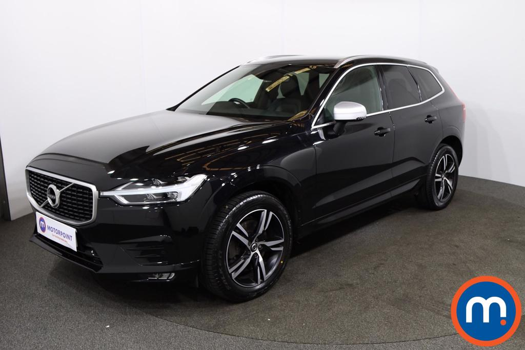 Volvo Xc60 2.0 D4 R DESIGN 5dr AWD Geartronic - Stock Number 1224219 Passenger side front corner