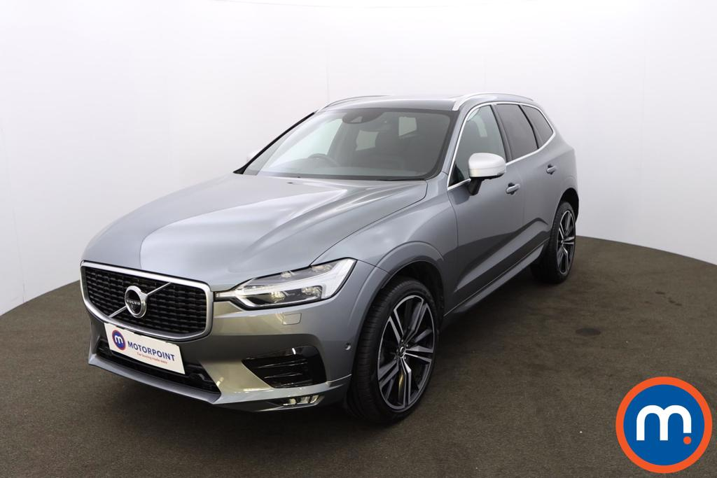 Volvo Xc60 2.0 T5 [250] R DESIGN Pro 5dr AWD Geartronic - Stock Number 1226537 Passenger side front corner