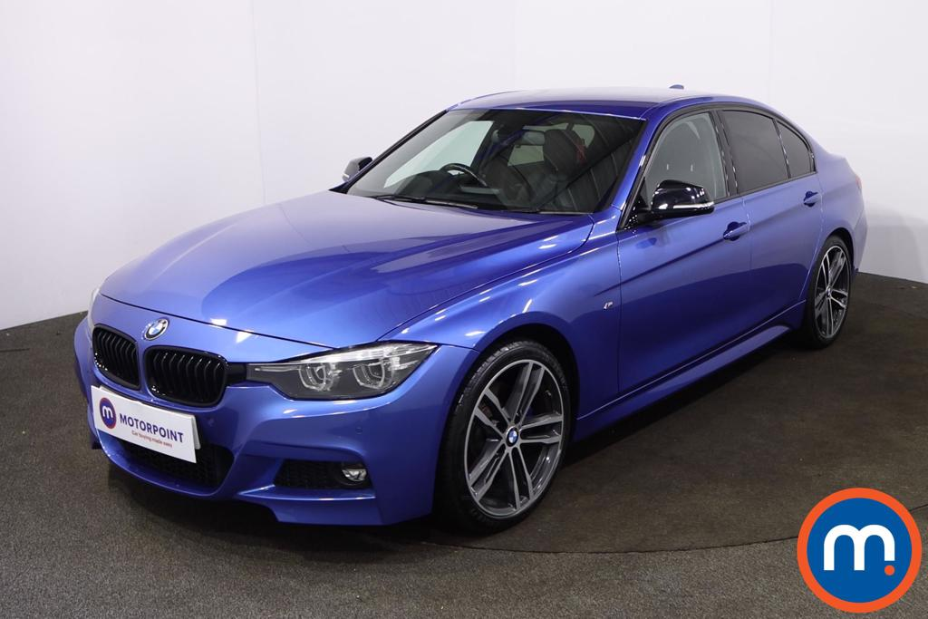 BMW 3 Series 320d M Sport Shadow Edition 4dr Step Auto - Stock Number 1226919 Passenger side front corner