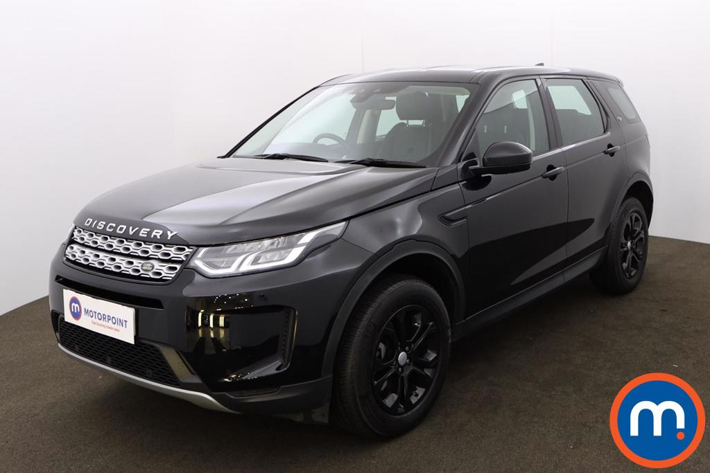 Land Rover Discovery Sport 2.0 D150 S 5dr Auto - Stock Number 1226936 Passenger side front corner